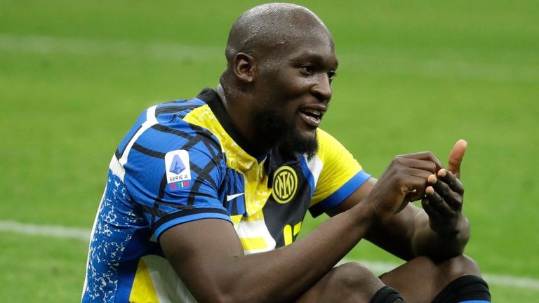 Romelu Lukaku has urged Inter Milan to accept a transfer offer from his former club Chelsea