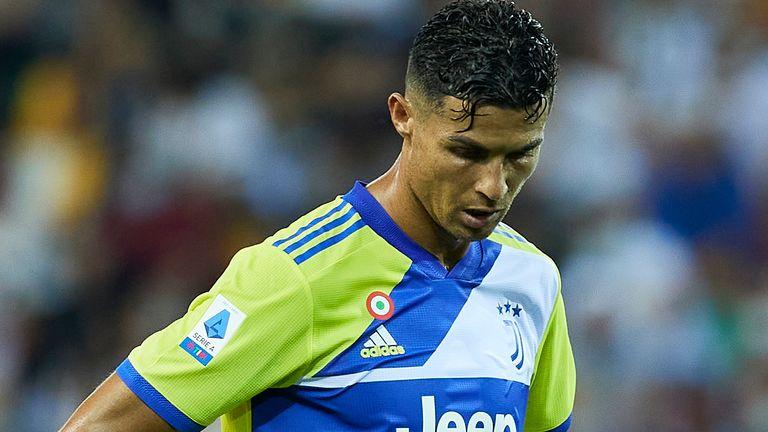Getty: Cristiano Ronaldo