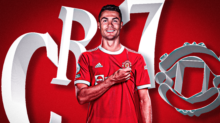 Cristiano Ronaldo: Manchester United reach agreement with Juventus to  re-sign forward | Football News | Sky Sports
