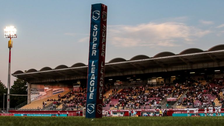 Catalans have had four games postponed due to Covid-19 this season