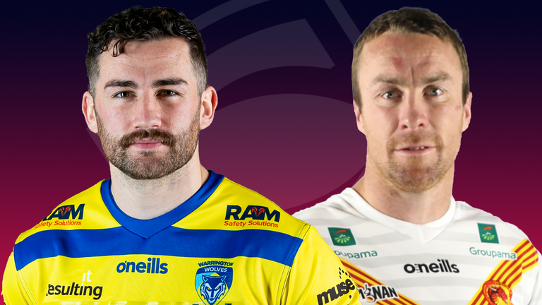 Warrington and Catalans open Sky Sports' coverage of Rivals Round on Thursday evening