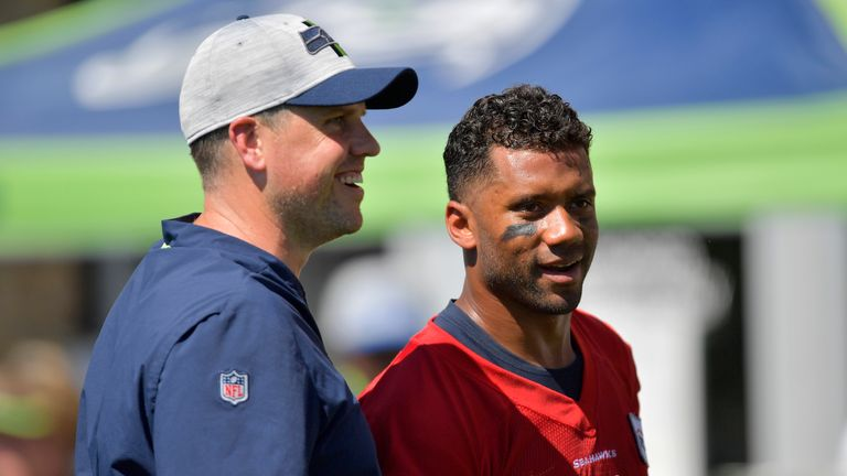 Will it be a new-look offense for Russell Wilson under Shane Waldron?