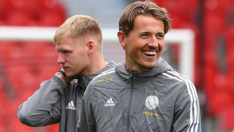 Sander Berge is back in the Sheffield United fold after a long-term injury and Slavis Jokanovic is keen to keep hold of him