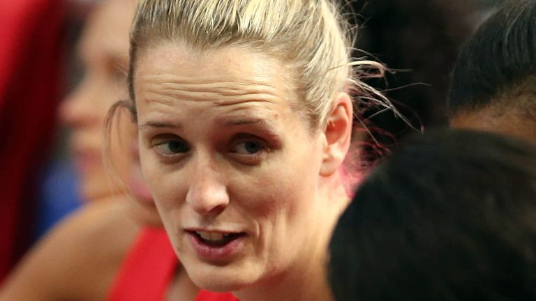 Sara Bayman has been announced as Scottish Thistles assistant coach to Tamsin Greenway