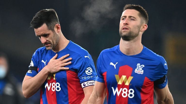 Scott Dann leaves Crystal Palace after seven years at Selhurst Park    Football News