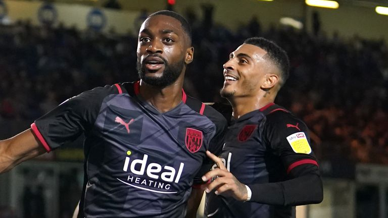 Semi Ajayi scored the winner right at the death for West Brom