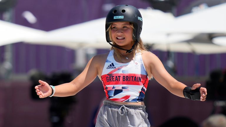 Brown has won a medal at the Olympics after recovering from a series of serious injuries last year