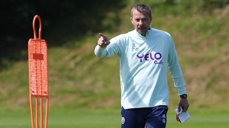 Slavisa Jokanovic steeled for Sheffield United challenge as Blades bid to bounce back to Premier League   Football News