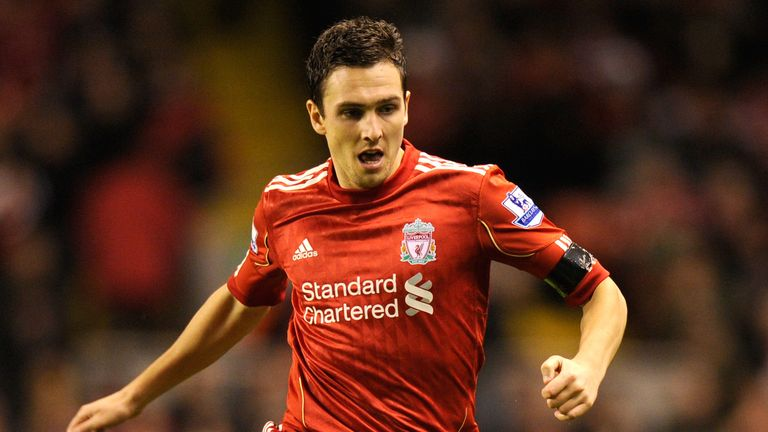 AP - Stewart Downing playing for Liverpool in 2011