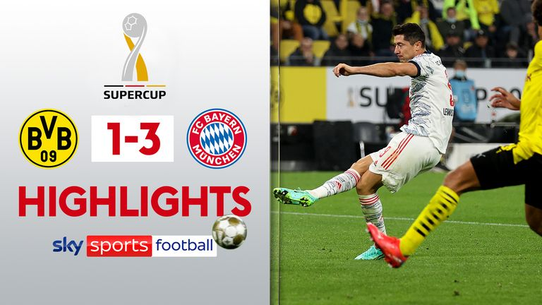 Dortmund 1-3 Bayern