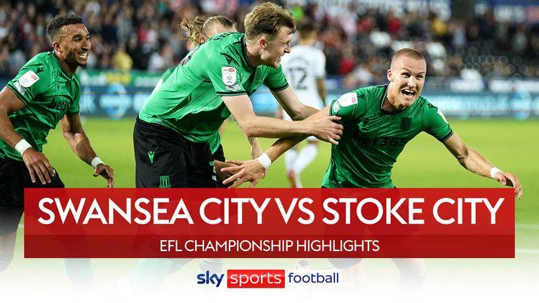 Swansea v Stoke