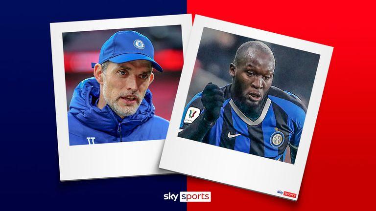Thomas Tuchel has a new striker as Chelsea bring Romelu Lukaku back to Stamford Bridge