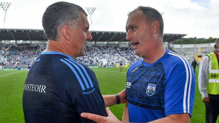 Cahill will not be succeeding Liam Sheedy