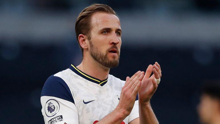 Harry Kane Tottenham Striker Rejoins Training Ahead Of Man City Clash As Pep Guardiola Stays Quiet Football News Sky Sports