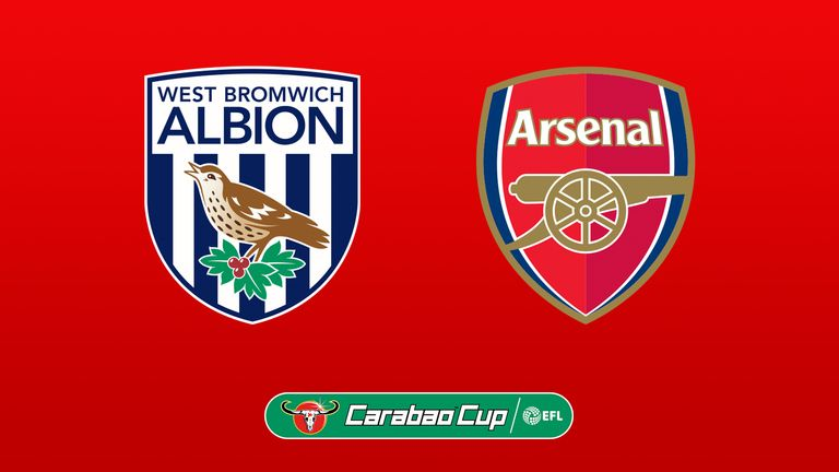 West Brom vs Arsenal Full Match & Highlights 25 August 2021