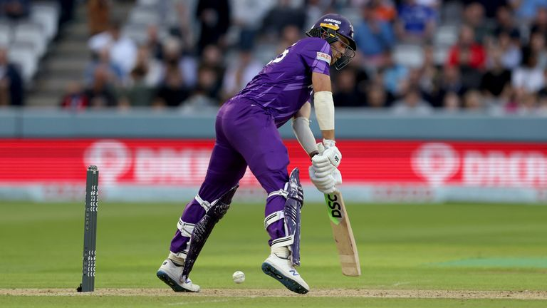 Willey produced a sensational all-round display to inspire Northern Superchargers to victory