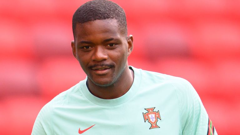 William Carvalho won the European Championship with Portugal in 2016