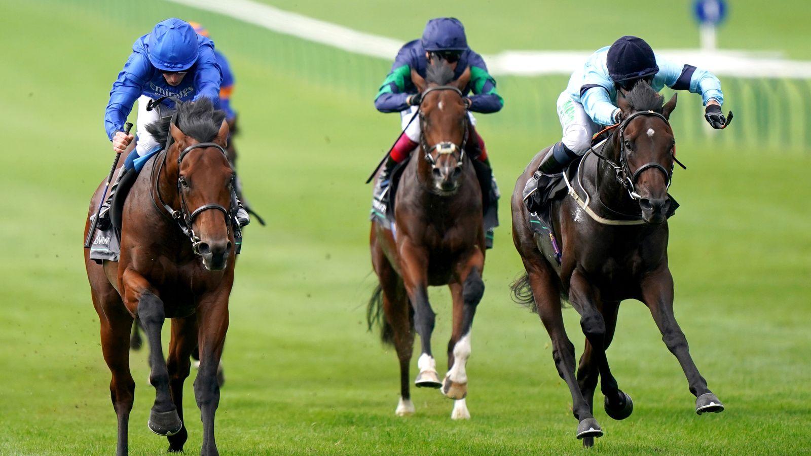 Royal Patronage rallies to land thrilling Royal Lodge Stakes
