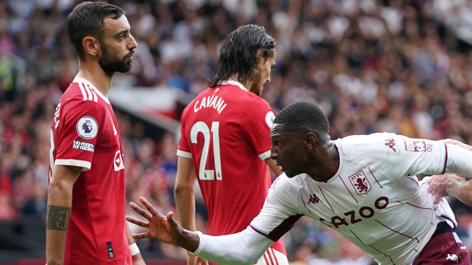 Ref Watch: David de Gea 'victim of instinct' at Old Trafford, Emi Martinez mind games, and 'lucky' Ben White