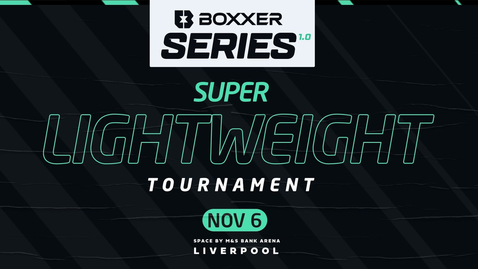 BOXXER SERIES line-up confirmed for Liverpool
