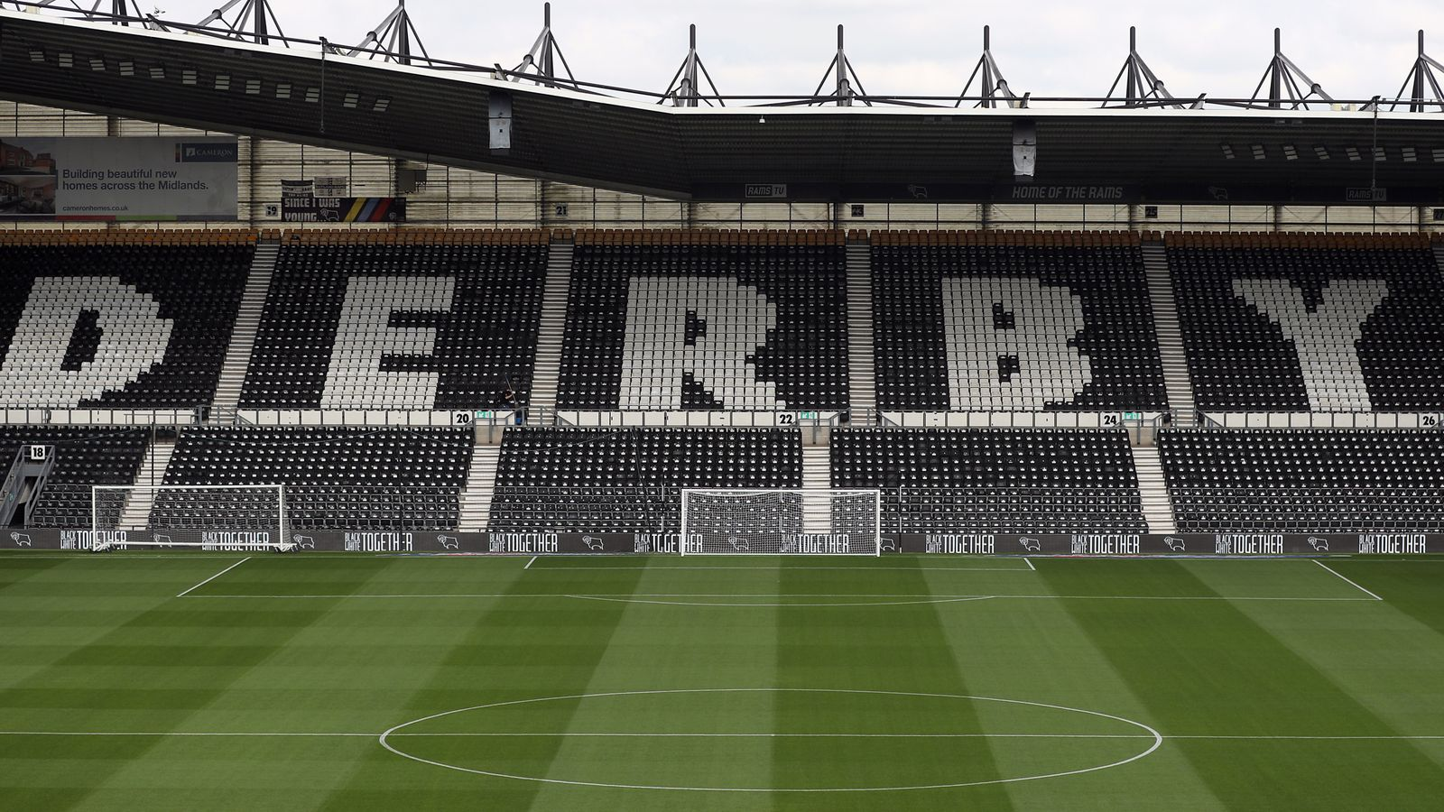 Derby County enter administration amid ongoing financial problems