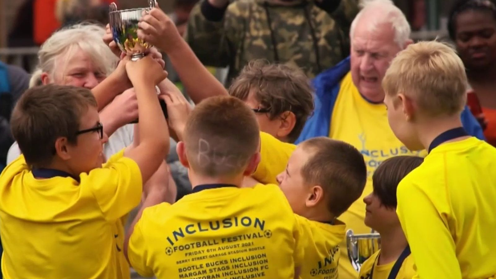 How Bootle Bucks are boosting inclusion in football in the North West and beyond