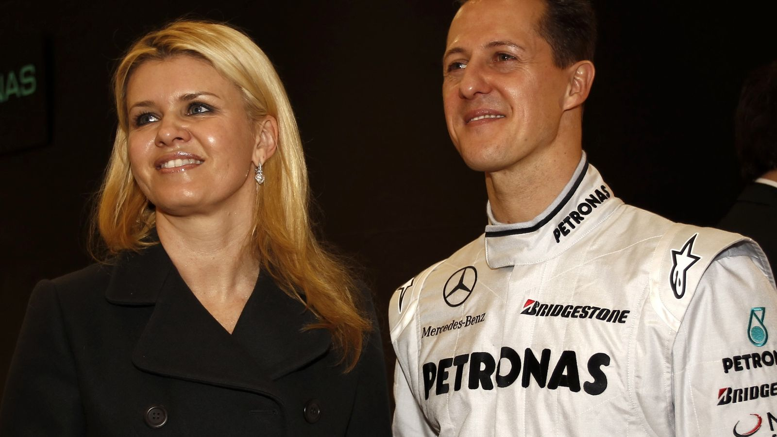 Michael Schumacher 'different, but he's here': F1 legend's wife Corinna provides update in documentary - Sky Sports