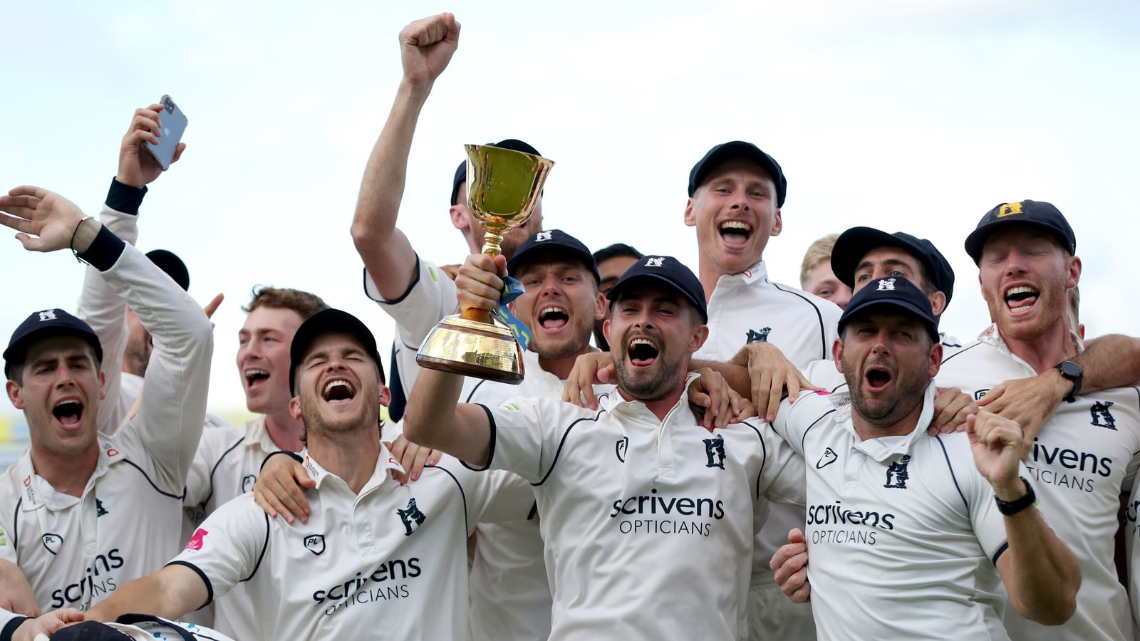 Bob Willis Trophy: Lancashire and Warwickshire set for Lord's final to close out English summer