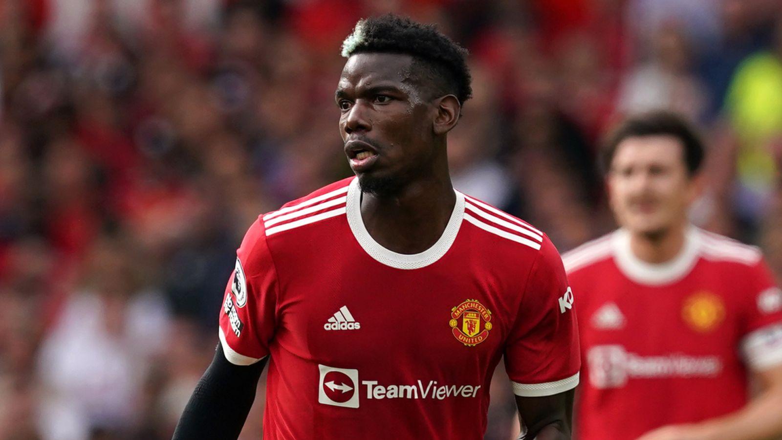 Paul Pogba: Manchester United midfielder could rejoin Juventus next summer, says agent Mino Raiola