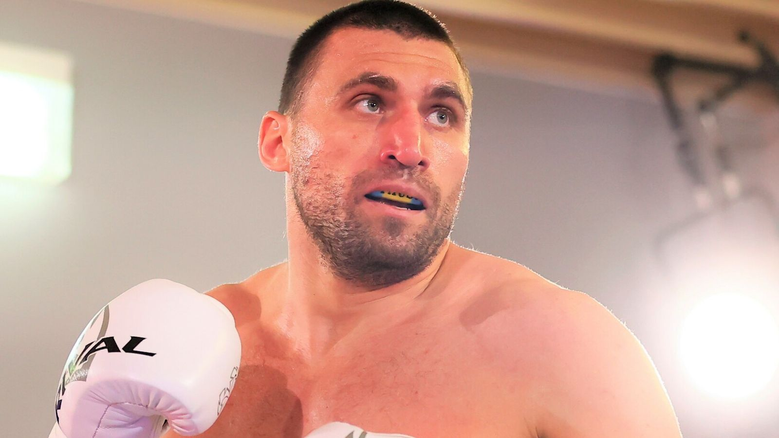 Oleksandr Usyk is not the only Ukrainian threat to Anthony Joshua and Tyson Fury as Victor Faust is also targeting world titles