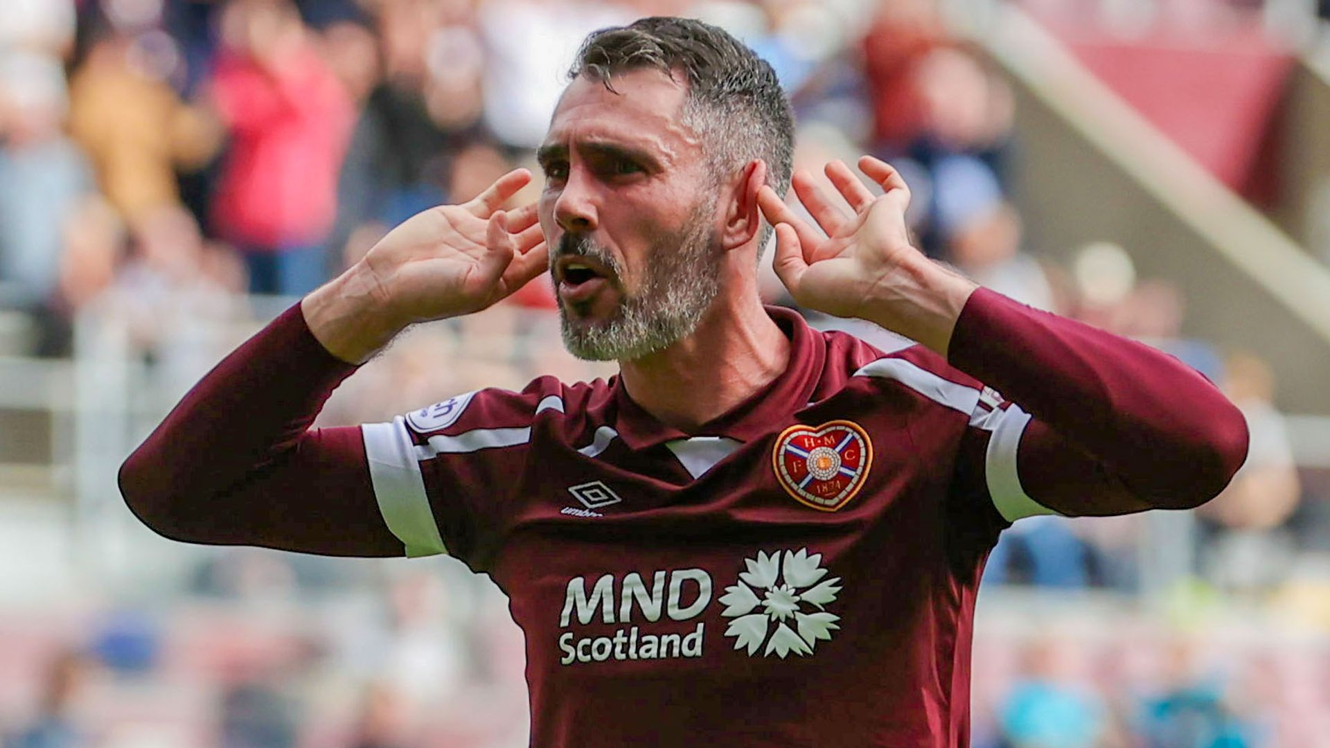 Hearts into second after Livingston win