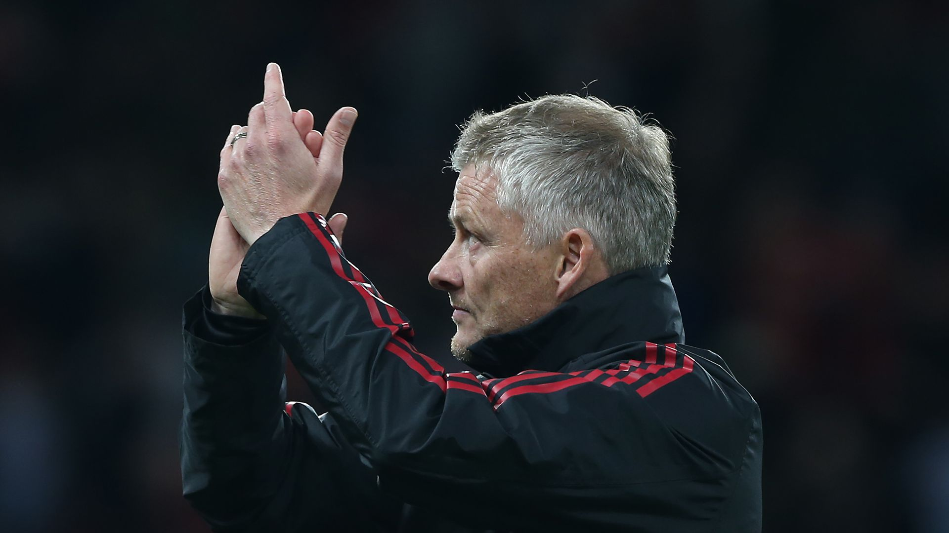 Ole: I can't fault players, they had a go