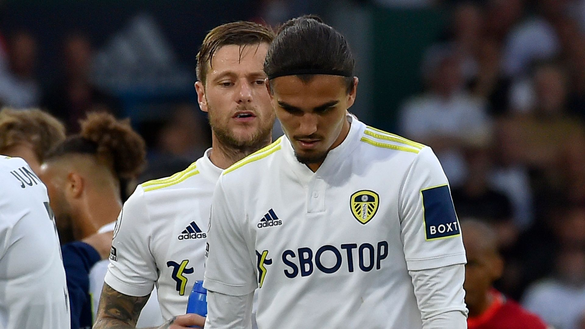 Struijk loses appeal against Elliott tackle red card