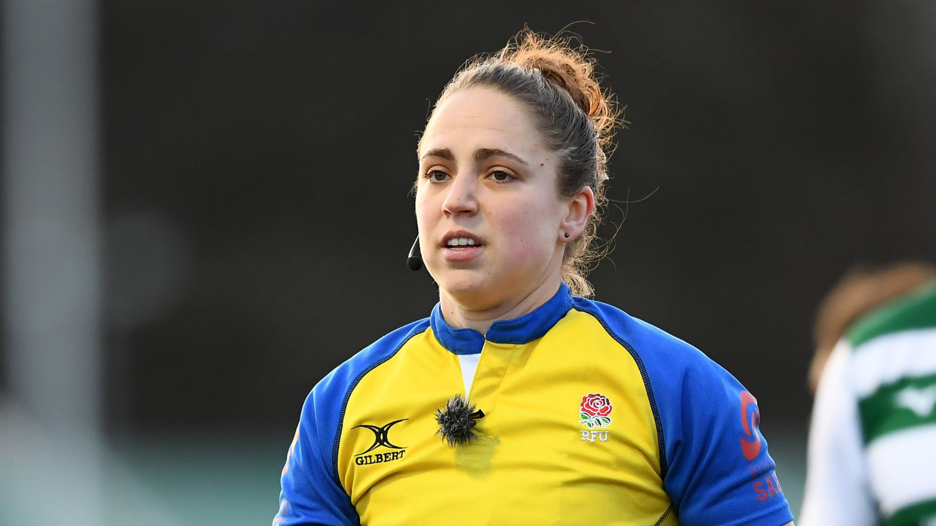 Cox to become first female ref for Premiership game