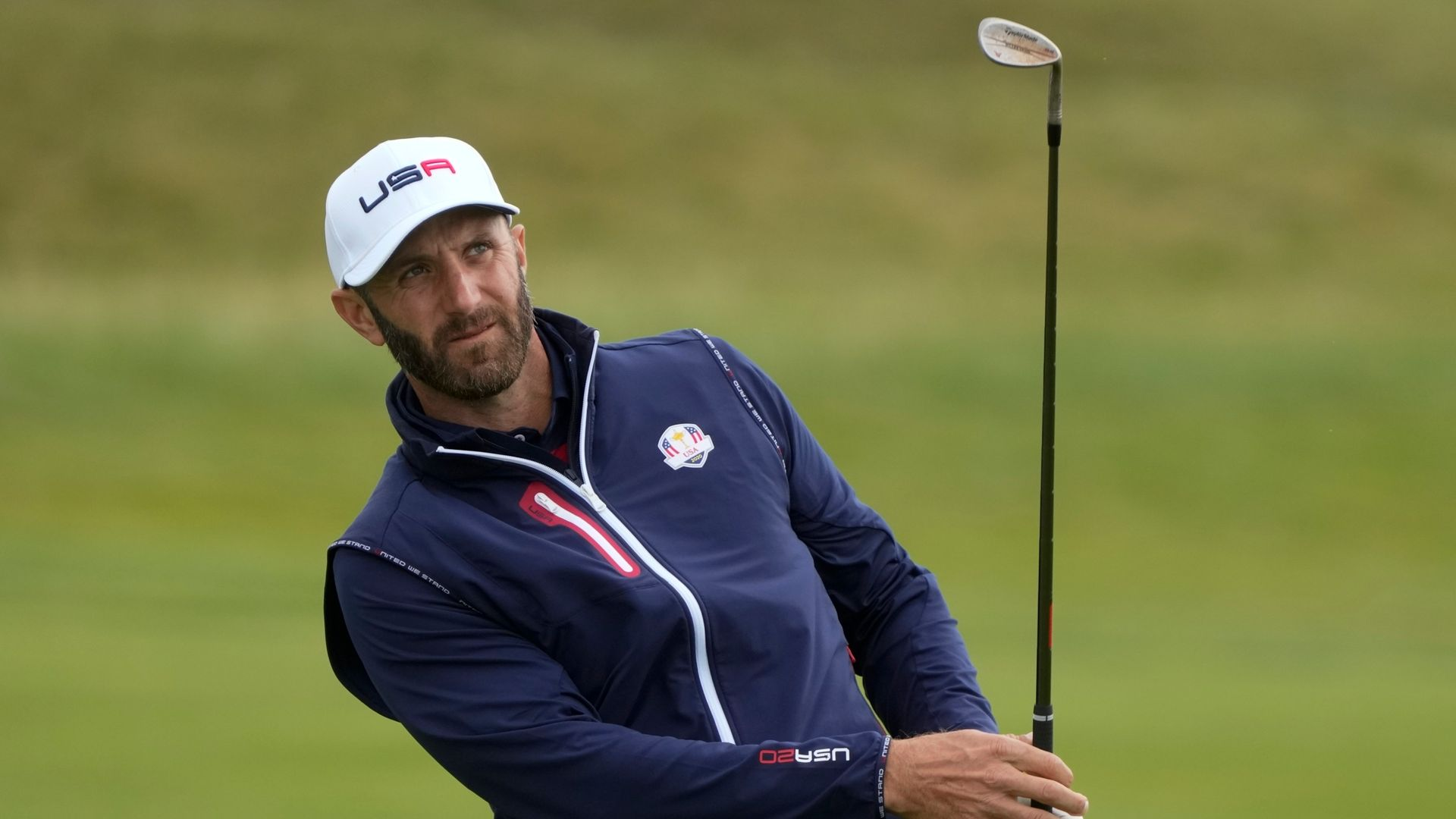 DJ 'would love' future Ryder Cup captain role