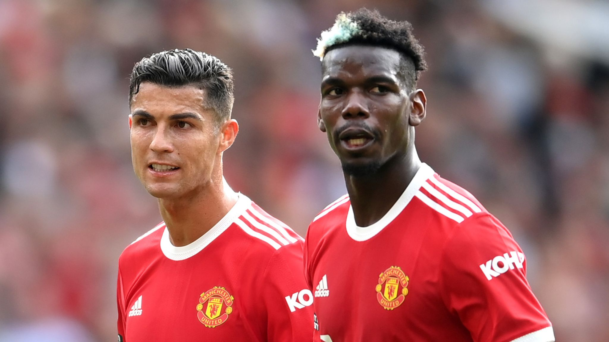 Paul Pogba: Manchester United midfielder more open to signing contract extension after impressive summer recruitment   Football News   Sky Sports