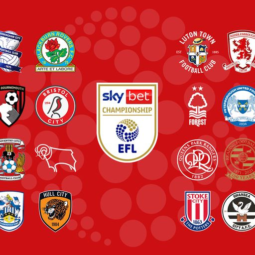 How to watch midweek Championship on Sky