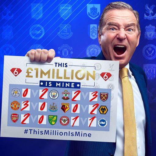 Become a Millionaire with Super 6!