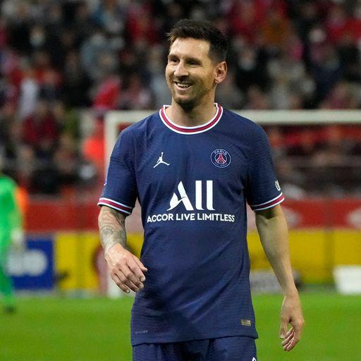 Guardiola not focused on Messi reunion