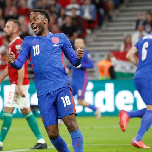 England player ratings: Sterling shines again