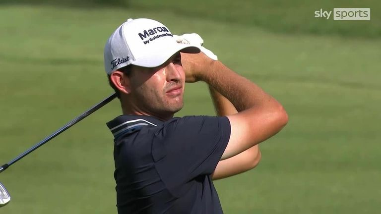 Highlights of the final round of the Tour Championship as Patrick Cantlay edged out Jon Rahm to win the FedExCup