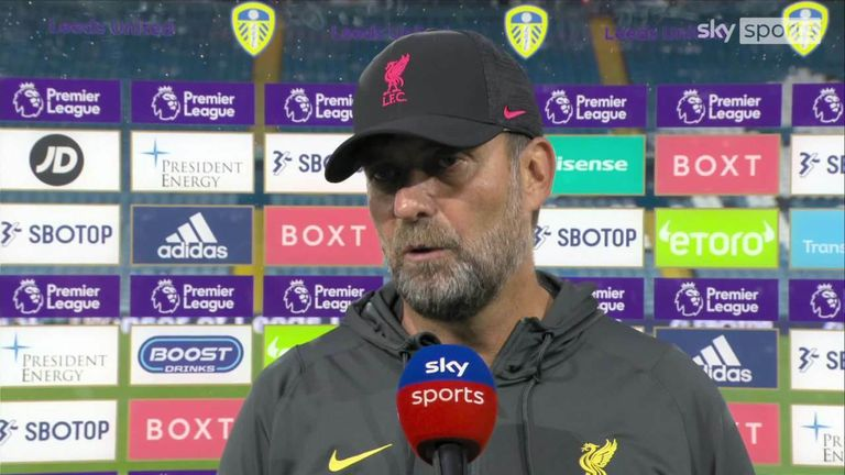 Leeds United 0-3 Liverpool: Harvey Elliott stretched off with serious injury in comfortable Reds win Leeds United 0-3 Liverpool: Harvey Elliott stretched off with serious injury in comfortable Reds win 119cd355e4a84f665bf03b381c5766fe834ba1debde2ae1c874f6e36786c04c7 5510788