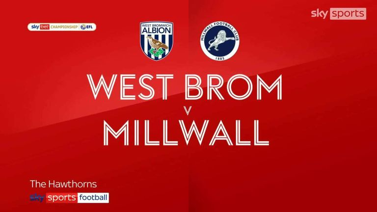 Championship highlights and round-up: West Brom tenderloinover Fulham |  Football news