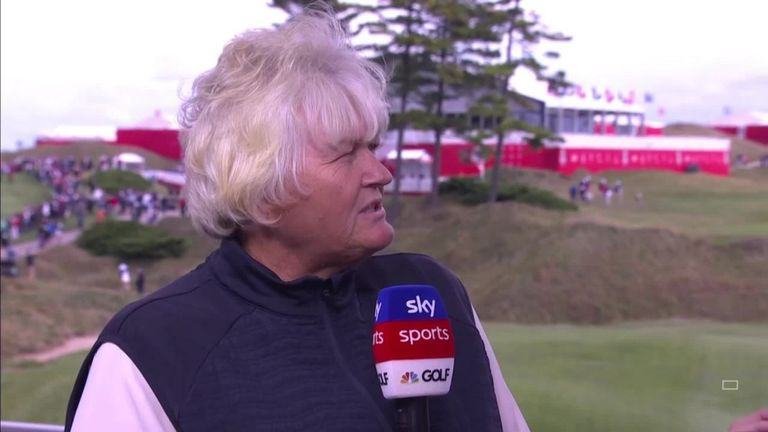 Dame Laura Davies takes a look at the potential Ryder Cup foursomes line-up for Team USA and explains why she would send Bryson DeChambeau and Brooks Koepka out together on the opening morning.