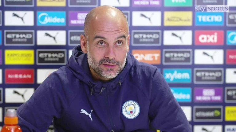 Pep Guardiola admits Manchester City lacks a striking 'weapon' after failed Harry Kane