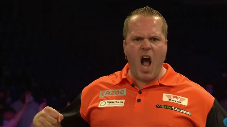 Check out the best action from the opening session of the World Cup of Darts.