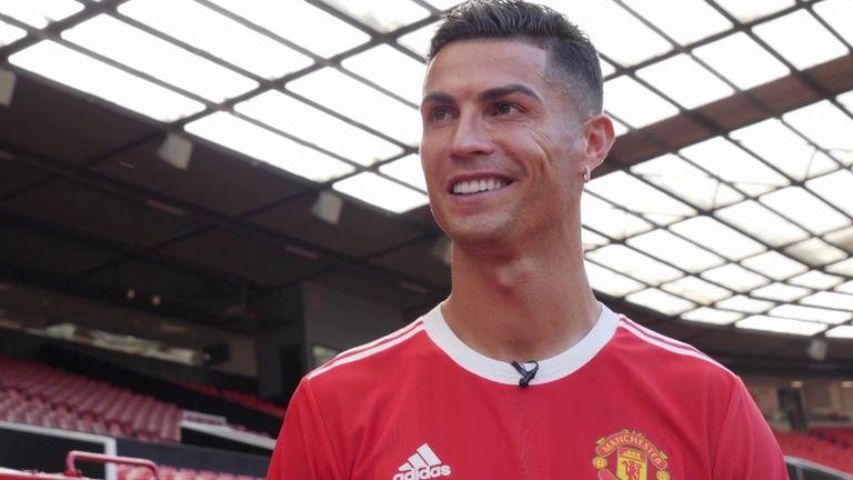 preview image Cristiano Ronaldo will definitely feature for Manchester United vs Newcastle on Saturday, Ole Gunnar Solskjaer says Cristiano Ronaldo will definitely feature for Manchester United vs Newcastle on Saturday, Ole Gunnar Solskjaer says image 5507162