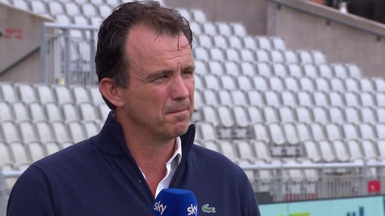 Tom Harrison says the ECB has been working with players on their match schedules to ease the pressure on both their physical and mental health