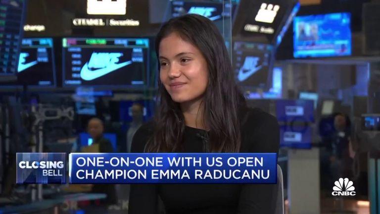 Emma Raducanu Says She's Still in 'Cloud Nine' After US Open Triumph |  Tennis News