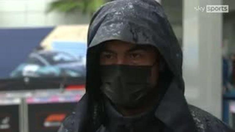 マイケル・マッセイはスカイスポーツF1に、ロシアGPでの雨のためにP3がキャンセルされた後、予選が優先されると語った。